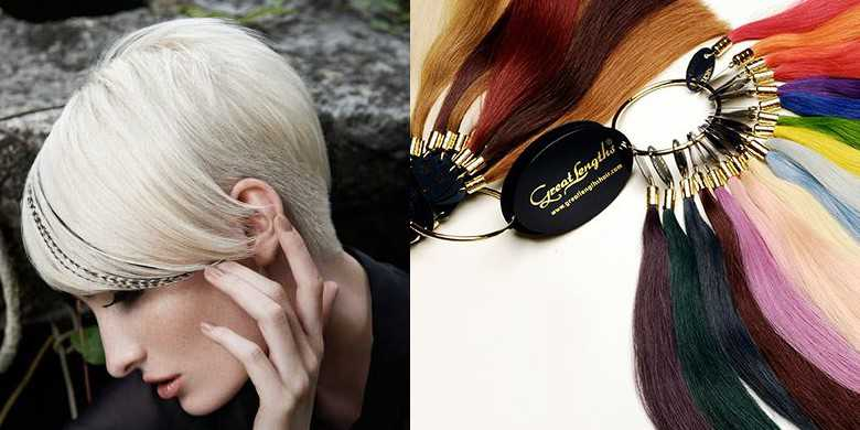 Great Lengths Couleurs